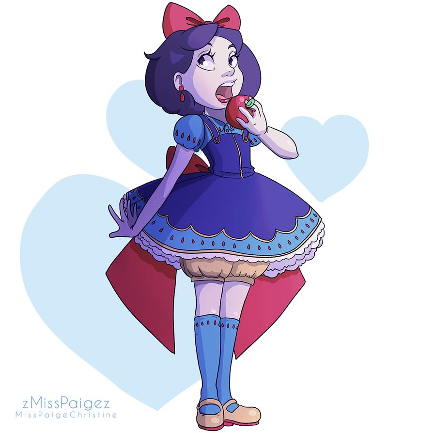 Yuki Shiroi Hime by MissPaigeChristine