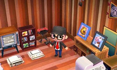Animal Crossing New Leaf - Wii U and Gamepad (WIP) by