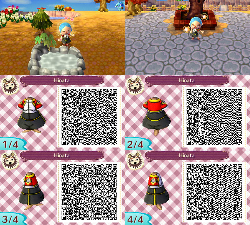 Animal Crossing New Leaf Solana Qr Code By Techiewidget On