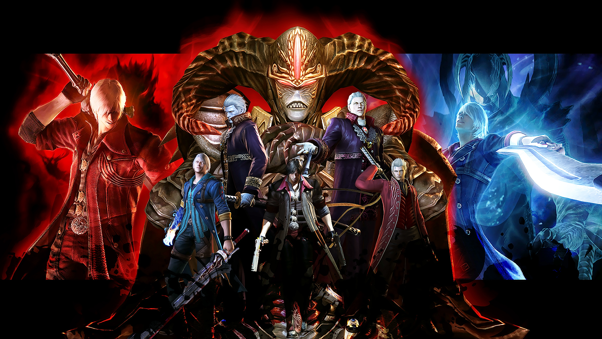 Devil May Cry 4 Special Edition by incneetX666 on DeviantArt