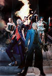 Devil May Cry 4 SE All
