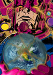 Jack Kirby tribute by isreal8nc