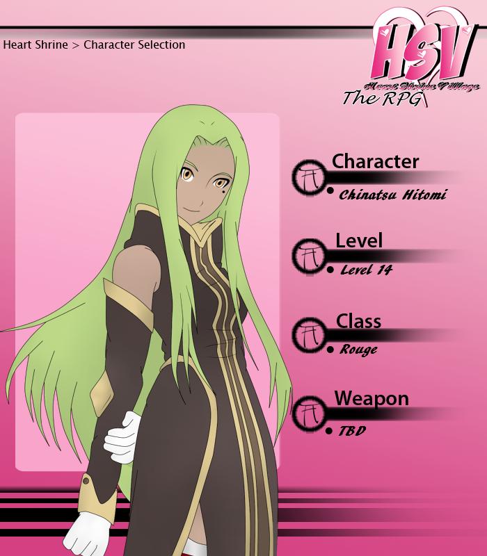 Chinatsu's RPG Template by EmiMizuki