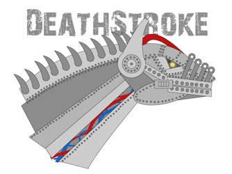 DeathStroke Headshot