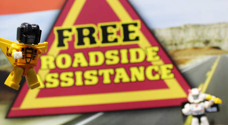 TF: Free Roadside Assistance