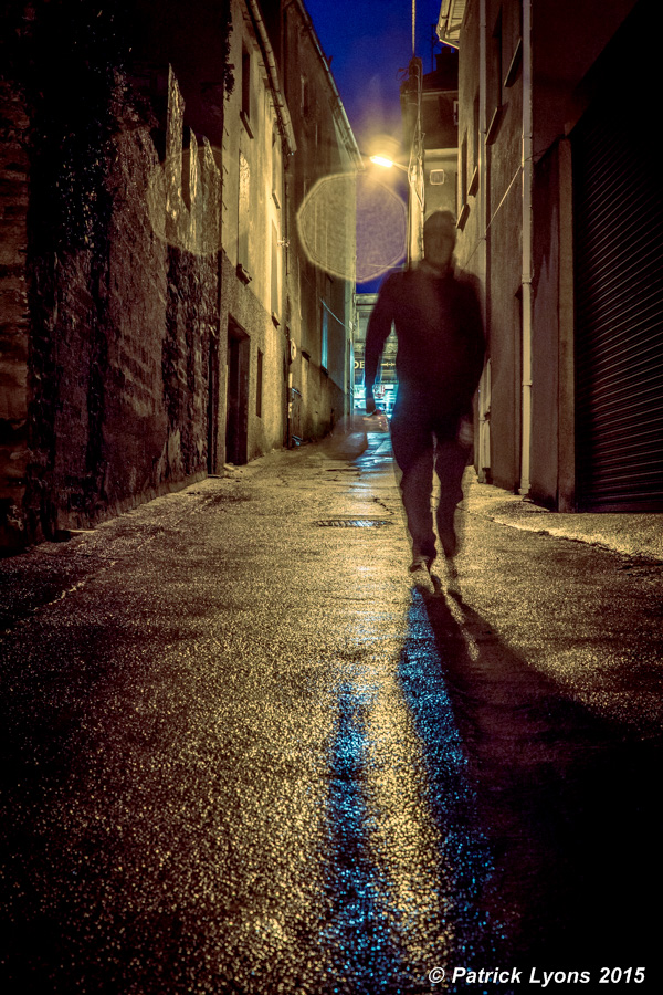 The Ghost of Oven Lane by Rustyoldtown