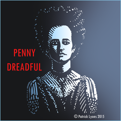 Vanessa Ives: Penny Dreadful by Rustyoldtown