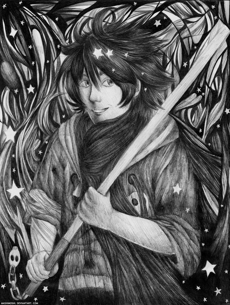 Kasuki by Mashimoshi