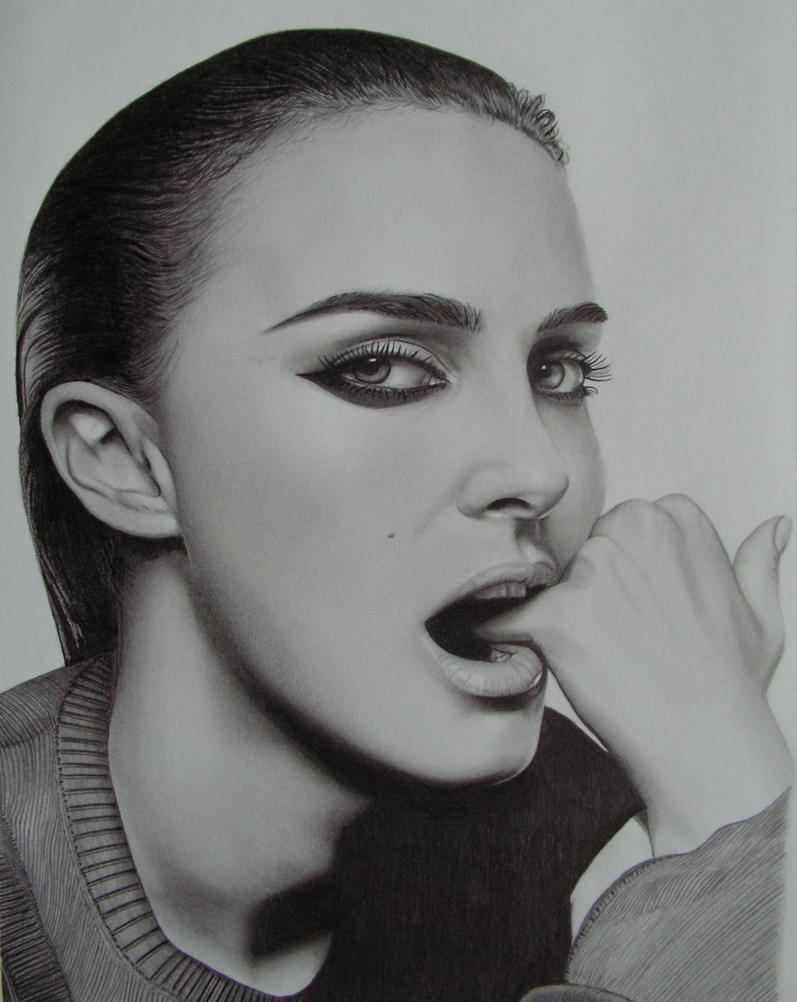 Natalie Portman by Marion84