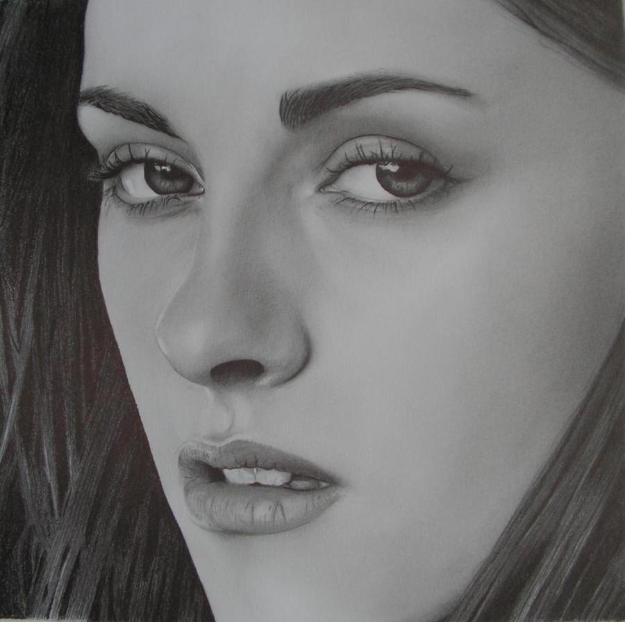 Kristen Stewart by Marion84