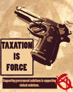 Taxation is Force