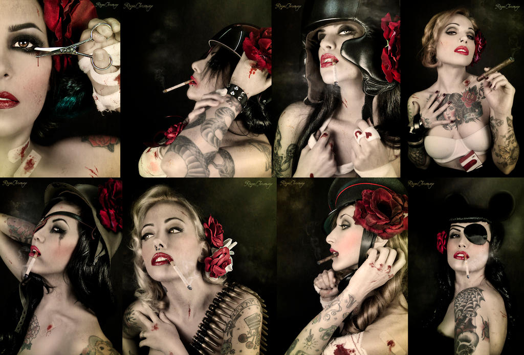 BRIAN VIVEROS TRIBUTE by Jaramatography