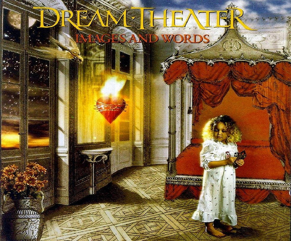 Dream Theater - Images and Words [Front] by theultimatesina