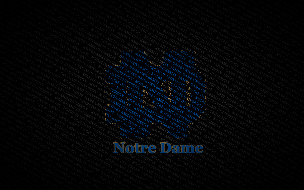 notre dame football desktop wallpaper Photo