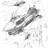 Vexius Dreadnought by Nymbryxion101