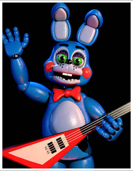 [SFM] Toy Bonnie UCN Icon Extended