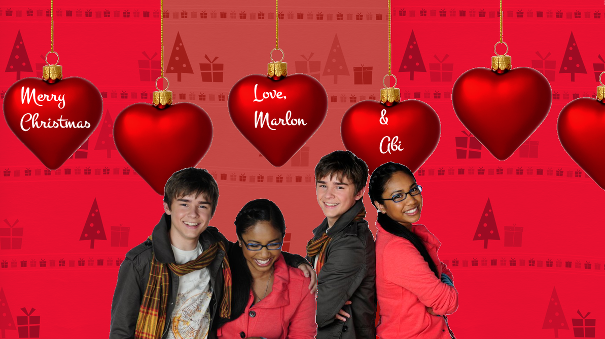 Simple Wallpaper Love Merry Christmas - merry_christmas_love__marlon_and_abi_wallpaper_by_iluvlouis-d5lycc3  Collection_206699.png