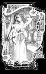 Waerme mein Herz - Illustration by luca-seraphin