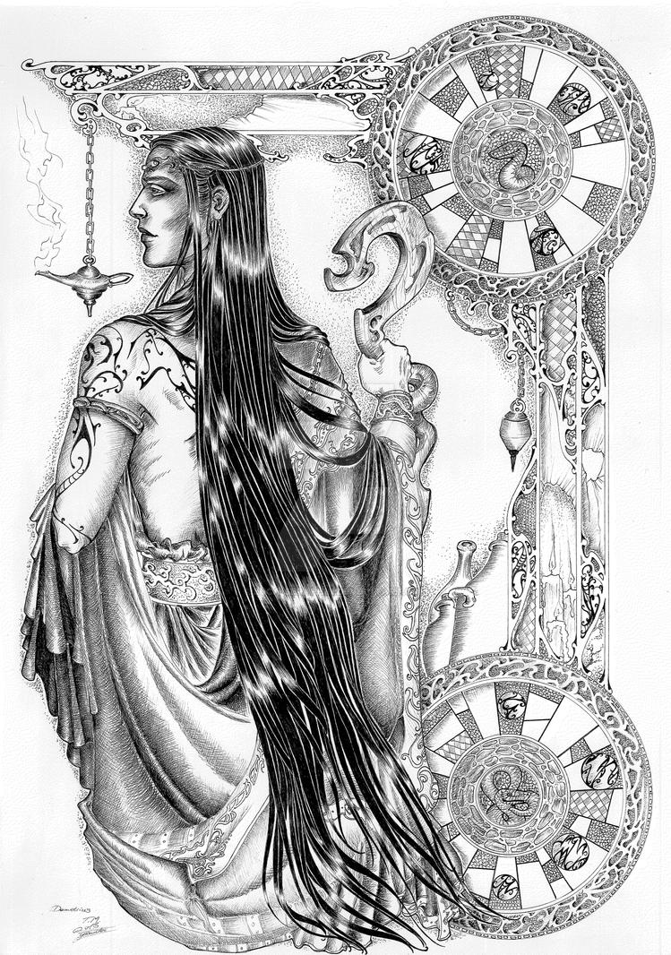 Demetrius by luca-seraphin