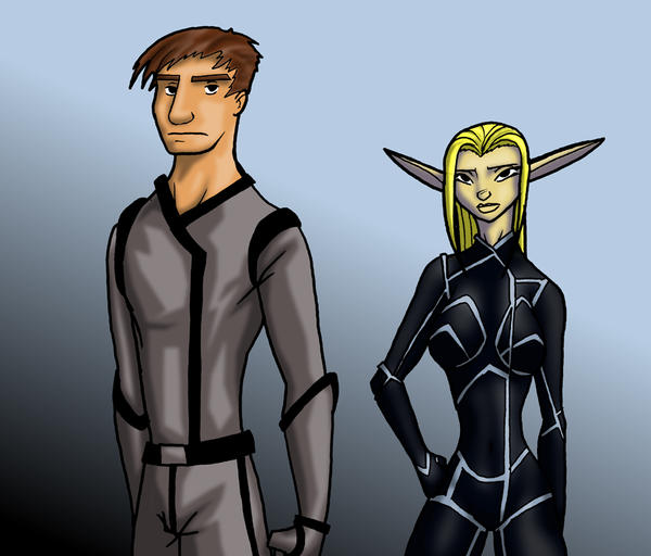 HumanElf by Order-of-the-Glaive on DeviantArt