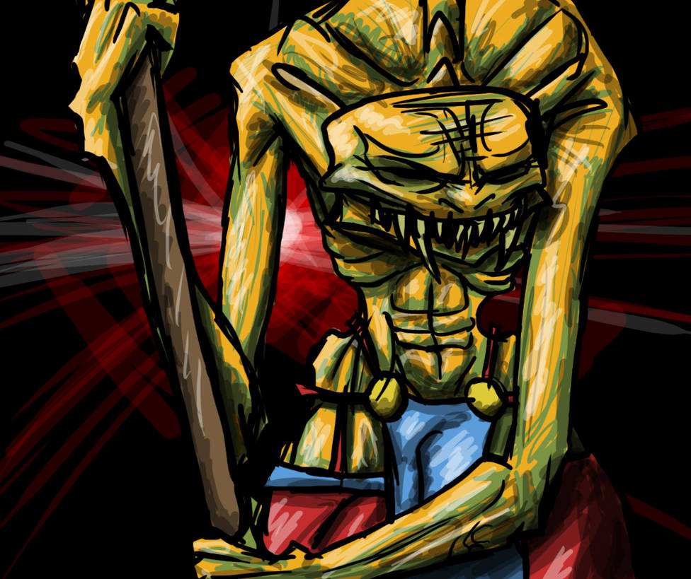 Emperor Medula speed-drawing by Order-of-the-Glaive on