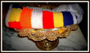 Colours of Buddhism....