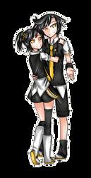 Reizo and Rena - KEIs styl