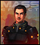 Mass Effect - Kaidan Alenko