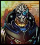 Mass Effect - Garrus Vakarian