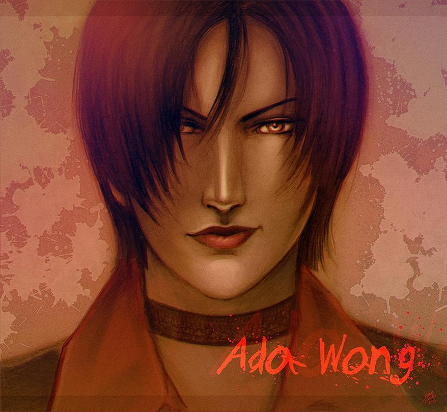 Ada Wong by lux-rocha