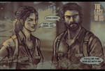 The Last of Us - Joel and Tess