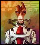Mass Effect - Mordin Solus
