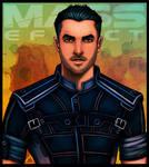 Mass Effect - Kaidan Alenko (version 2)