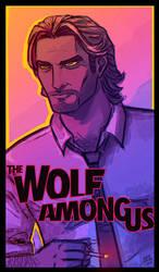 Bigby - The Wolf Among Us