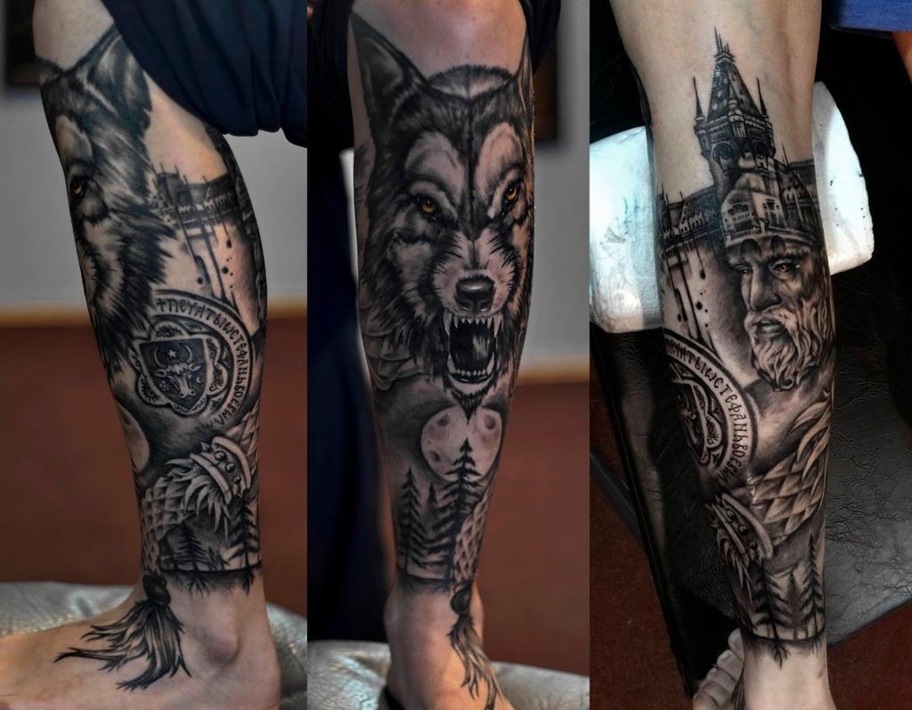 Dacian tattoo by ShizZ...
