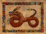 Mesoamerican Dragon
