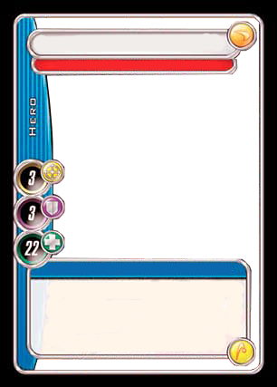 City Of Heroes Trading Card Template By Matoro16 On Deviantart