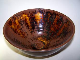 Tea Dust Bowl by birthmark1