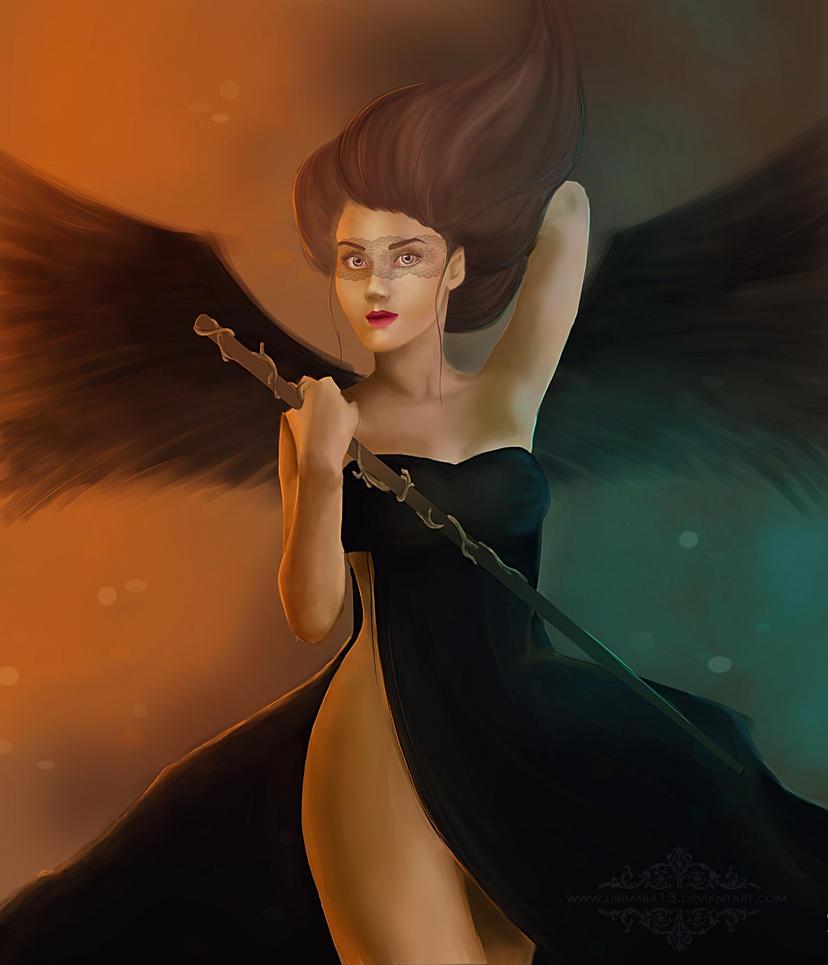 Army of Angels: Dark Angel by urbania13