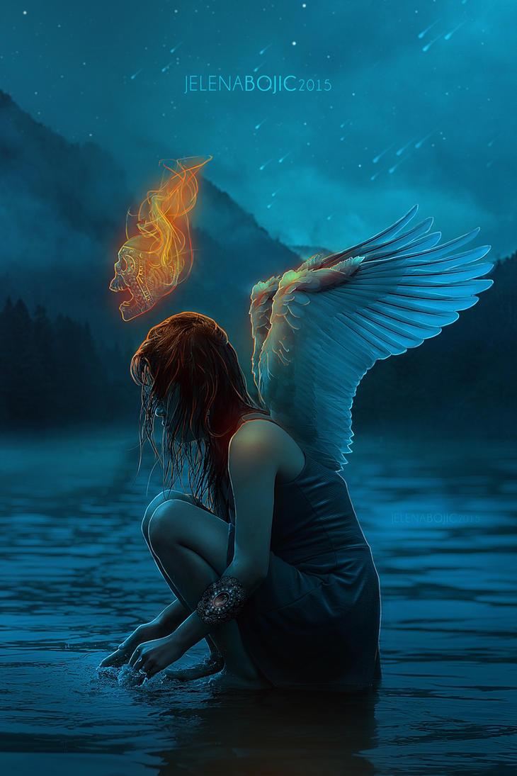 Army of Angels: M e s s e n g e r by urbania13