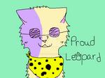 'Proud Leopard'