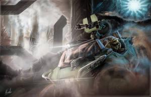 Requiem - Halo 4 by IceDragonhawk