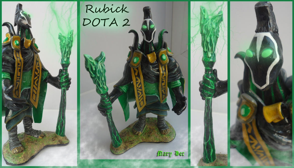 Rubick by MaryDec