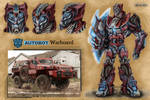 TF OC- new autobot Warboard