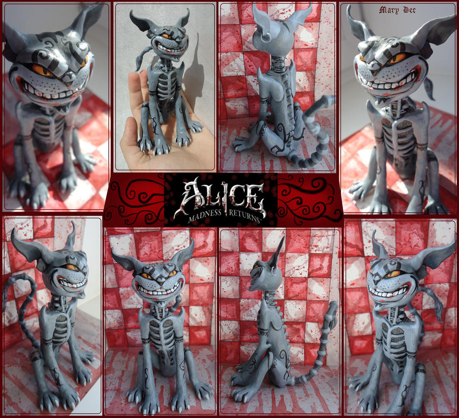 AMR  - Cheshire Cat for SALE by MaryDec