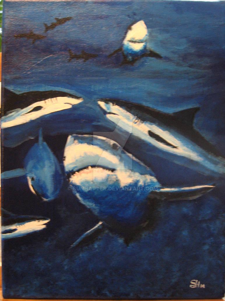 Sharkstecy