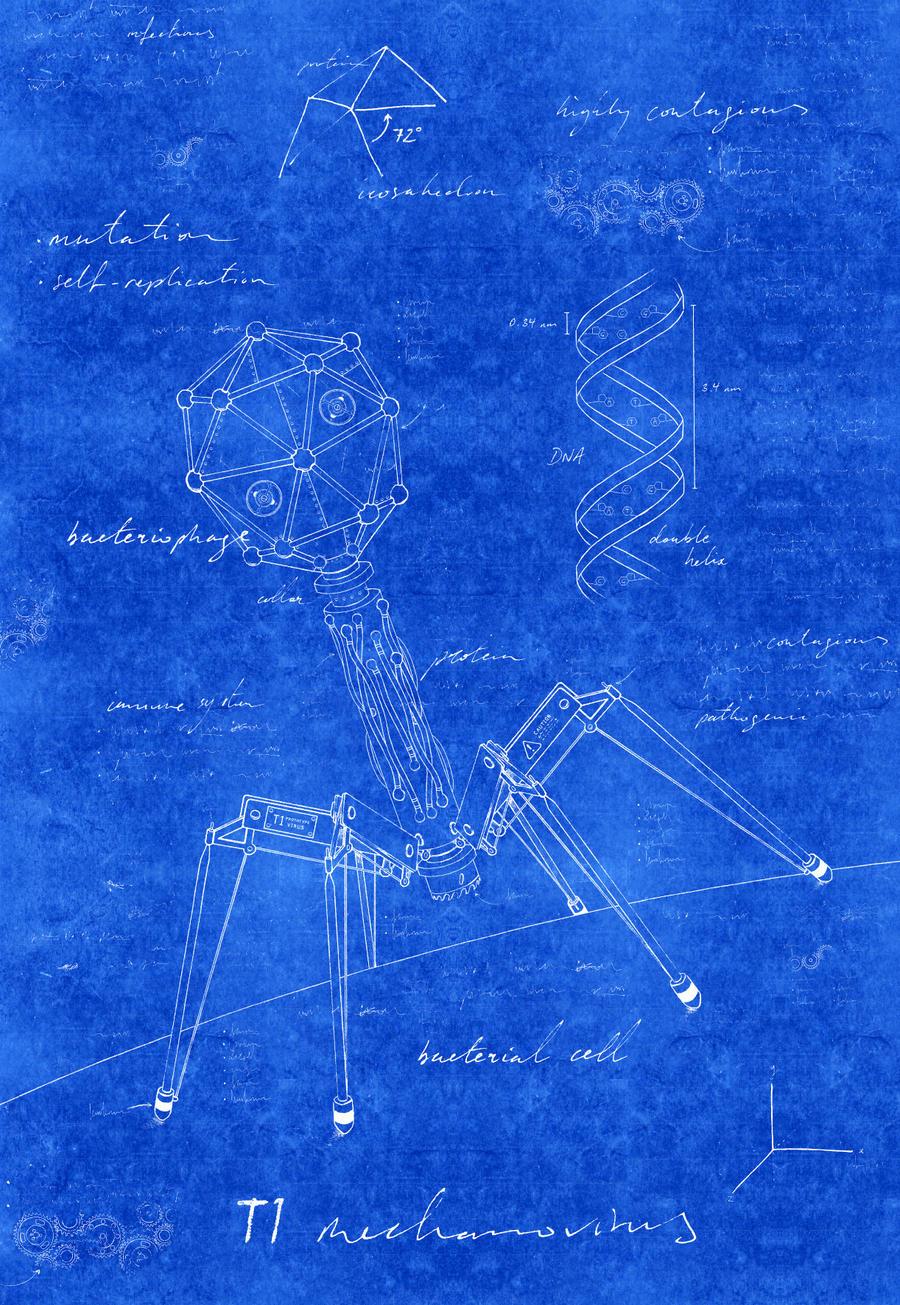 Mechanovirus blueprints by conspicuouscurios on deviantart mechanovirus blueprints by conspicuouscurios mechanovirus blueprints by conspicuouscurios malvernweather Choice Image