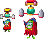 SS Fawful and Headgear in DT Style