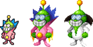 SS Fawful in DT Style