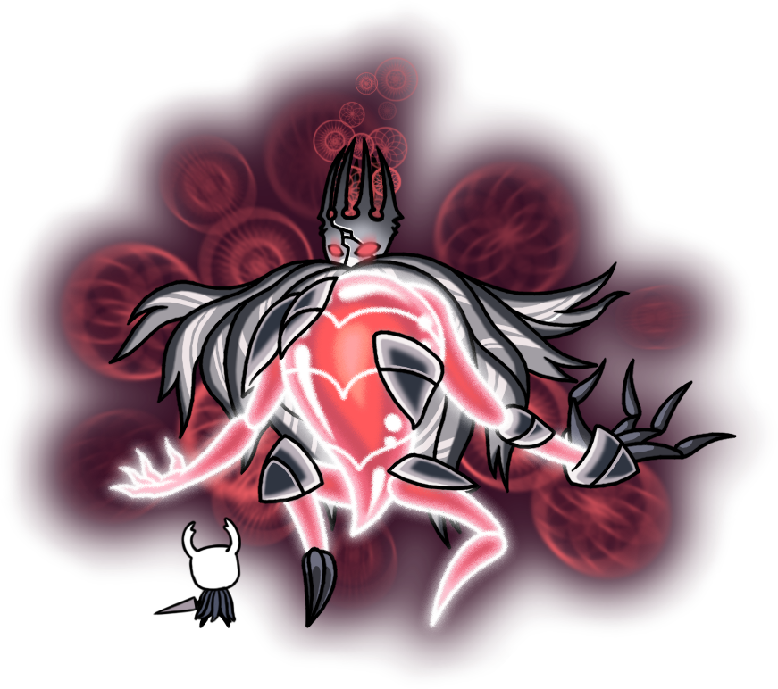 Hollow Knight: ''The Pale King'' By Magicofgames On DeviantArt